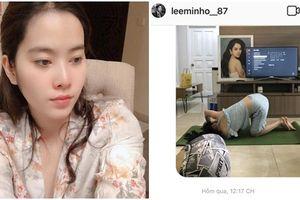 SHOCK NẶNG: Nam Em gửi ảnh quần áo xộc xệch quỳ trên đất tới mỹ nam Hàn Quốc Lee Min Ho