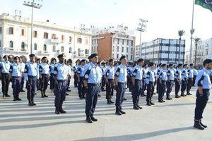 Libya khai trương đồn cảnh sát hình mẫu đầu tiên tại Tripoli