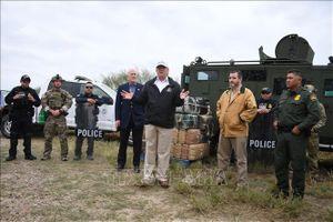 Mỹ gia hạn triển khai quân đội ở biên giới giáp Mexico đến 30/9