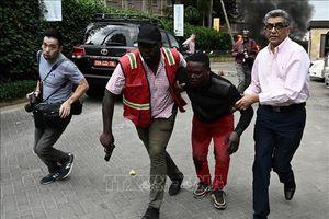 Đấu súng tại trung tâm thủ đô Kenya