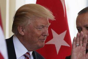 Lý do TT Trump đề cao việc thành lập vùng đệm an ninh ở Syria