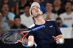 Vòng 1 Australian Open: Suýt lội ngược dòng, Andy Murray bỗng dưng hết muốn giải nghệ!