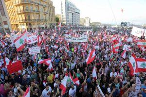 Lebanon, Guatemala biểu tình liên quan tham nhũng