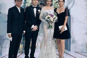 Dàn sao Việt hội ngộ tại đám cưới Lê Hiếu