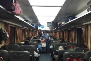 Khách còn cơ hội mua vé tàu Tết trên tuyến Bắc - Nam?
