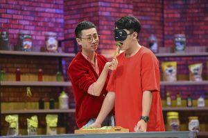 Hải Triều liên tục 'tiễn' người chơi ra về tại 'Siêu sao ẩm thực'