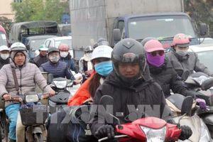 Dự báo thời tiết 2 ngày tới: Thanh Hóa đến Khánh Hòa có mưa, phía Bắc rét đậm