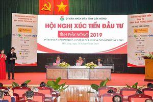 Hàng chục nghìn tỷ đồng cam kết đầu tư vào Đắk Nông