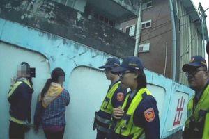 Cảnh sát Đài Loan bắt 11 người Việt nhập cư bất hợp pháp trốn trên xe tải