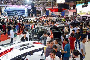 Dồn sức 'chạy nước rút', thị trường ô tô Việt Nam 2018 hồi phục