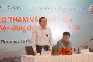 Nhiều quan ngại từ dự án thủy điện trên dòng chính Pắc Lay của Lào