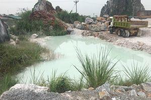 Thanh Hóa: Báo động ô nhiễm môi trường ở núi Vức