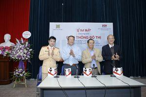 Ra mắt Chương trình phát thanh 'Giao thông đô thị' FM90 tại Hà Nội