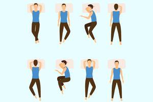 7 tư thế ngủ tốt cho sức khỏe và chống lại bệnh tật