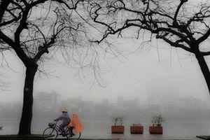 Dự báo thời tiết ngày 15/1: Miền Bắc trời rét đậm và mưa dông, miền Nam nắng nóng