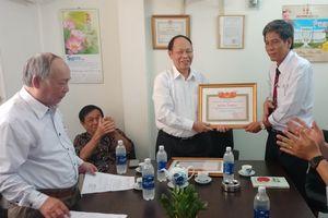 Lãnh đạo Trung tâm Nghiên cứu Bảo tồn và Phát huy Văn hóa dân tộc thăm và làm việc tại Cơ quan Đại diện phía Nam