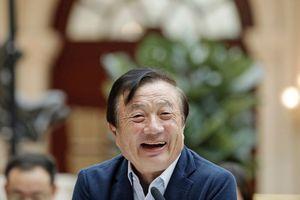 Huawei chìm trong khủng hoảng, nhà sáng lập chính thức lên tiếng
