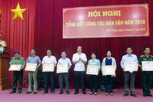 Kiên Giang triển khai có hiệu quả 'Năm dân vận chính quyền'