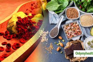 5 thực phẩm tự nhiên làm giảm cholesterol