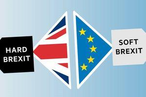 Nỗi lo nước Anh rời khỏi EU mà không có thỏa thuận nào