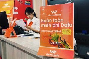 Công ty Cổ phần Viễn thông di động Vietnamobile bị phạt 200 triệu đồng