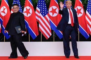 Ông Trump gửi thư cho ông Kim trước thềm Thượng đỉnh Mỹ-Triều lần 2