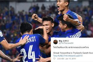 Báo Thái Lan hả hê: 'Thái Lan có thể vô địch Asian Cup 2019'