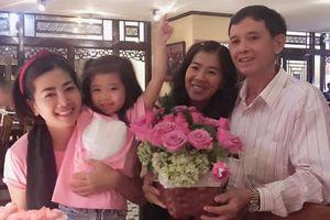 Mai Phương hạnh phúc đón sinh nhật cùng gia đình sau 5 tháng điều trị ung thư