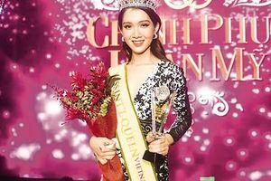 Hoa hậu chuyển giới Đỗ Nhật Hà: Mẹ phải bán cả kỷ vật để đủ tiền đưa tôi sang Thái