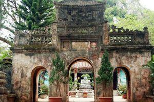 Đà Nẵng chuẩn bị tổ chức lễ đón nhận Bằng xếp hạng di tích quốc gia đặc biệt Danh thắng Ngũ Hành Sơn