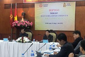 Giới thiệu Di sản văn hóa Kon Tum, Sâm Ngọc Linh 'Báu vật đại ngàn' giữa lòng Hà Nội
