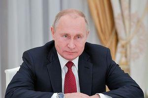 Ông Putin: Phương Tây hãy kiềm chế đe dọa và khiêu khích trong các vấn đề toàn cầu