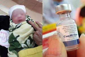 Bé 3 tháng tuổi tử vong sau tiêm vaccine ComBE Five ở Hà Nội: Khả năng do sốc phản vệ
