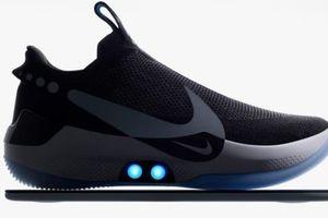 Nike ra mắt giày tự buộc dây, giá 8 triệu đồng
