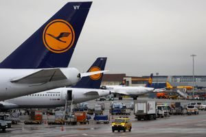 Đức: Đình công, hàng trăm chuyến bay bị hủy