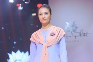Hồng Quế, Thiên Hương tinh tế trong trang phục Thiện Phát Design