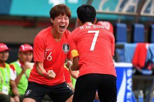 Hàn Quốc vs Trung Quốc (1-0): Hwang Ui-jo mở tỷ số