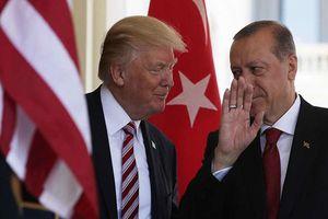 Lực lượng người Kurd phản đối sáng kiến lập 'vùng an toàn' của TT Trump