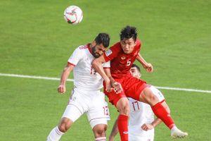 Palestine chỉ có 2 điểm, tuyển Việt Nam rộng cửa đi tiếp nếu thắng Yemen