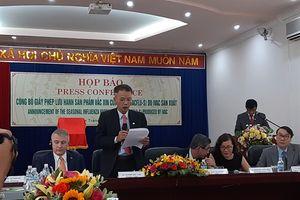 Công bố lưu hành 2 vacxin cúm sản xuất trong nước