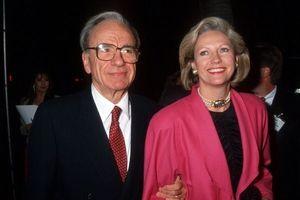 Tỷ phú truyền thông Murdoch cùng nhiều cuộc ly hôn 'đình đám'