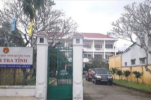 Phó Chánh Thanh tra tỉnh Quảng Nam tử vong sau khi rơi từ tầng 3 xuống
