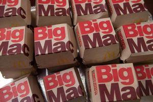 McDonald's thua trong cuộc chiến thương hiệu Big Mac tại EU