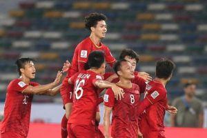 Cập nhật bảng xếp hạng đội thứ 3 Asian Cup 2019: Cửa hẹp cho Việt Nam