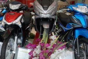 Người Việt mua gần 3,4 triệu xe máy, nhu cầu tiêu thụ tăng cao