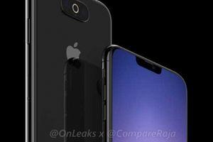 Ngây ngất với iPhone XI có thiết kế camera đột phá, 'tai thỏ' nhỏ hơn