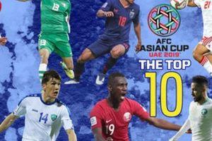 10 cầu thủ nổi bật tại Asian Cup 2019: Việt Nam góp 1 cái tên