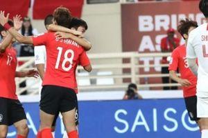 Kết quả Asian Cup 2019: Thua Hàn Quốc, Trung Quốc đụng Thái Lan