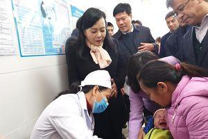 Không tiêm chủng, người dân sẽ mắc bệnh và có thể đối mặt nguy cơ tử vong cao