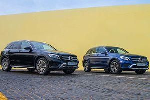 Mercedes-Benz tăng giá bán xe GLC lắp ráp tại Việt Nam
